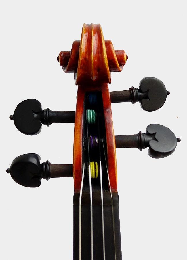 Violon Saurier Rouge fabriqué en France entier rapport qualité-prix excellent acoustique facilités de paiement