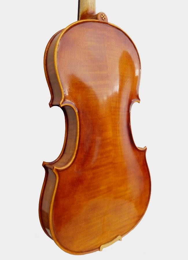 Violon Le Louvetier fait main acoustique puissant 4/4 entier adulte violoniste confirmé