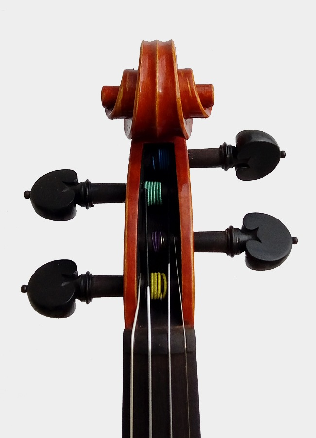 Violon Bailli acoustique entier fabriqué en France à la main