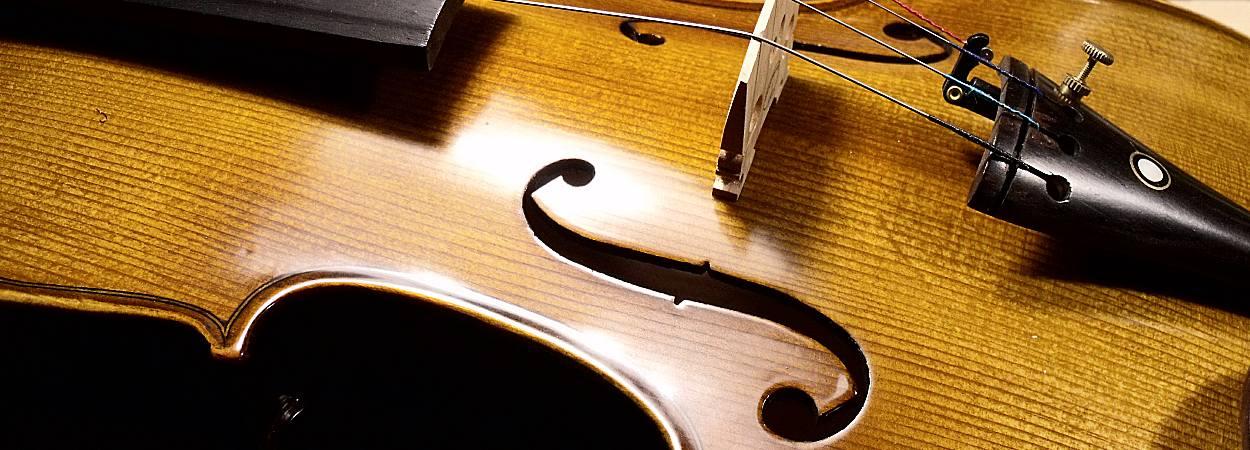 Violon Campra